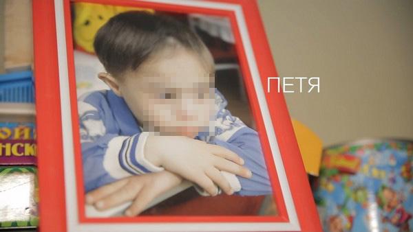 маленький Петя будет жить с бабушкой в Санкт-Петербурге