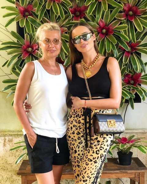 Татьяна Николаевна стала поддержкой для звездной дочери