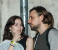 Евгений Цыганов и Юлия Снигирь впервые появились вместе на публике