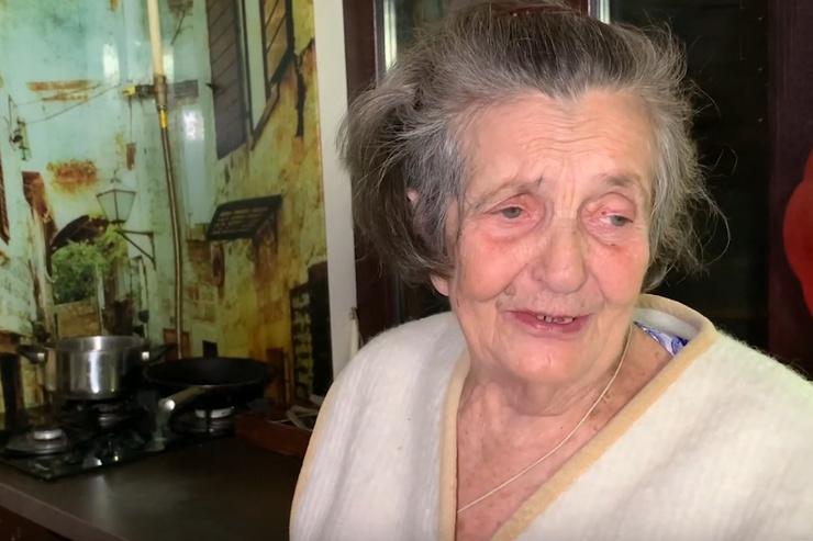 Талина Ивановна разочарована в Сергее Лемохе