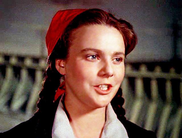 За всю карьеру Иванова сыграла меньше 15 ролей