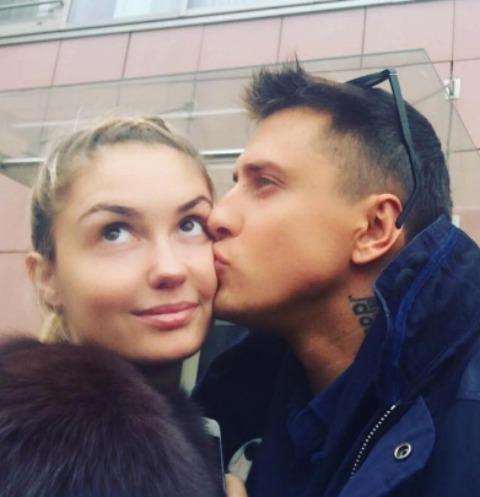 Агата Муцениеце и Павел Прилучный ведут тайную жизнь