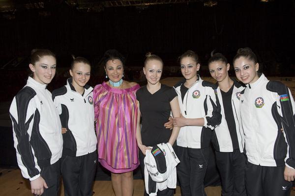 Подопечные Ирины Александровны по праву считаются лучшими гимнастками мира
