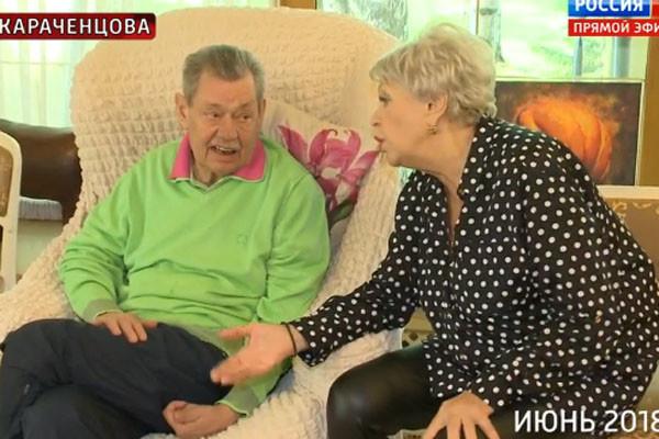 Людмила Поргина посвятила жизнь заботе об актере