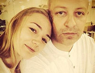 Оксана Акиньшина наслаждается семейной идиллией