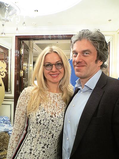 Светлана и Павел Демидовы