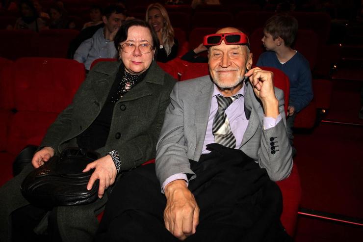Татьяна Петровна и Николай Николаевич вместе уже более 40 лет