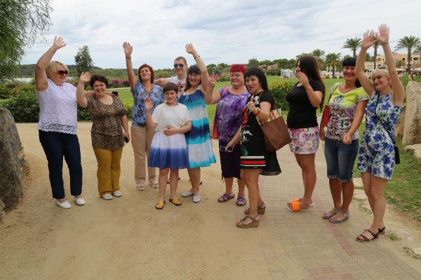 Туристам понравился климат итальянского острова