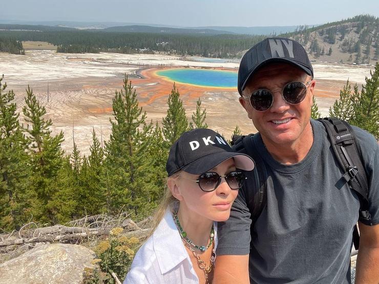 Наталья и Алексей много путешествуют вместе