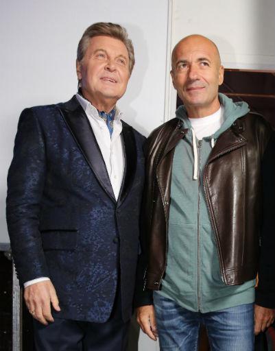 Лев Лещенко и Игорь Крутой