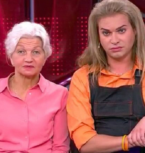 Екатерина Терешкович, Гоген Солнцев