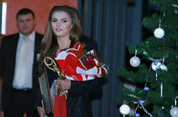 Алина Кабаева поддержала российскую сборную