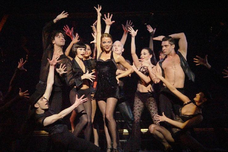 Работа в мюзикле спасла Громушкину от депрессии