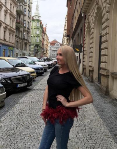 Дарья рада, что находится в городе, в котором давно мечтала побывать