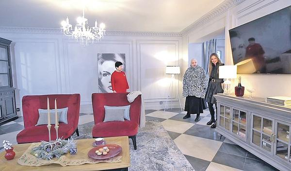 Мария Миронова продала квартиру в Москве, чтобы купить загородный особняк
