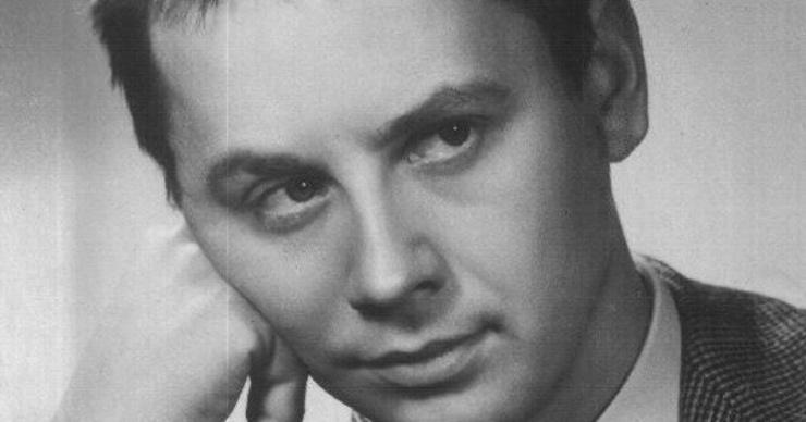Первые роли молодого Олега Табакова в кино