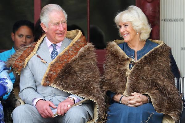 Принц Чарльз мечтает занять престол