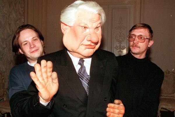 После Грушевского озвучкой героев занимался Сергей Безруков
