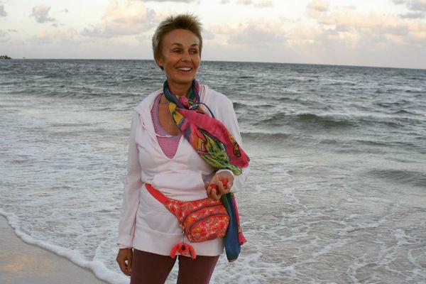 Наталья Андрейченко простила сына