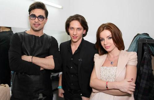 На «Звуковой дорожке 2013» певец встретился с самыми яркими российскими исполнителями