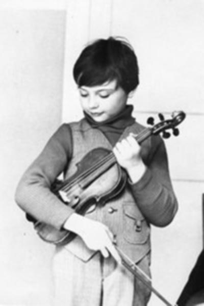 Занятия скрипкой не доставляли ребенку особого удовольствия