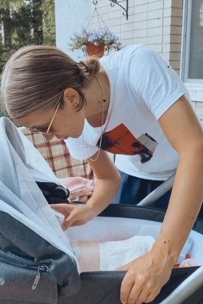 Солистка группы «2Маши» Мария Шейх впервые стала мамой