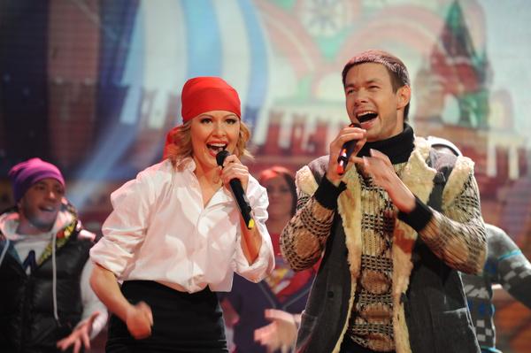 В 2012 году Стас Пьеха и Мария Кожевникова приняли участие в телешоу «Две звезды»