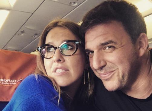 Ксения Собчак и Максим Виторган впервые вышли в свет вместе после слухов о расставании