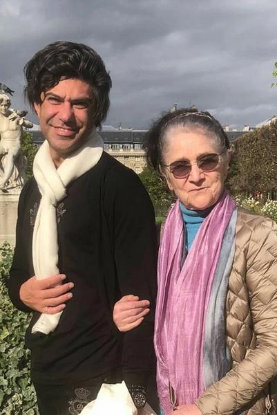 Галина Казноб помогла артисту восстановиться после операции