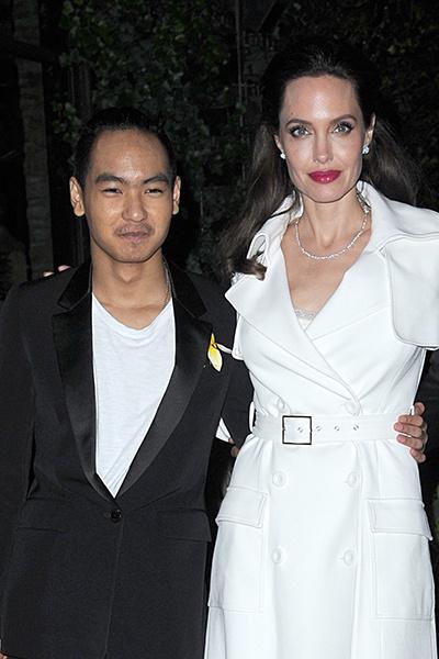 Джоли усыновила мальчика за два года до начала романа с Питтом