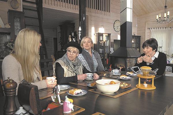 Наталья Барбье вдохновилась работой по обустройству домов звезд