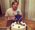 Лера Кудрявцева подарила мужу на день рождения шедевр
