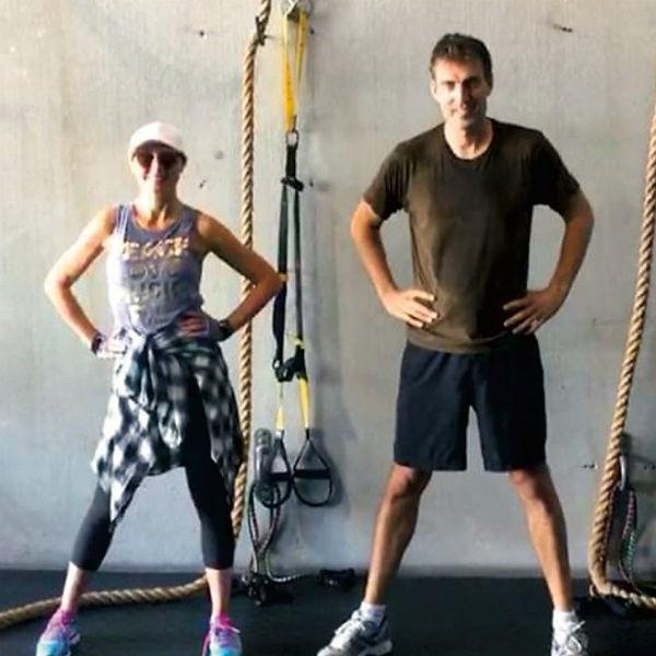 Чтобы держать себя в форме, Орбакайте не только правильно питается, но и занимается несколькими видами спорта