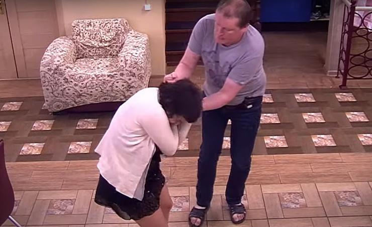 Николай избивал жен