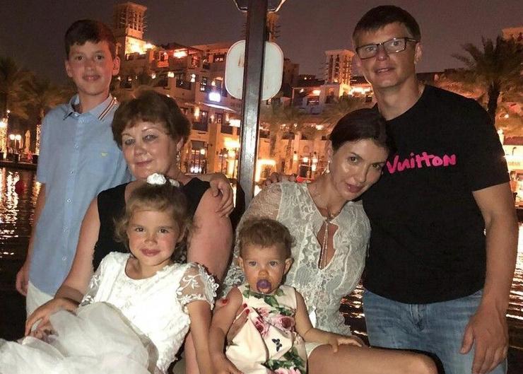 Андрей относился к старшим детям Алисы от прошлого брака как к родным