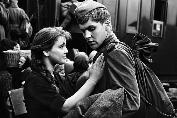 «Баллада о солдате» получила 101 зарубежную премию, в том числе специальный приз жюри в Каннах