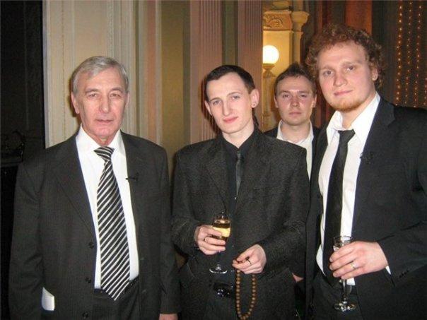 Михаил Виноградов был экспертом «Битвы экстрасенсов»