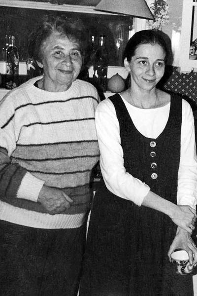 Галина Ивановна стала примером для дочери
