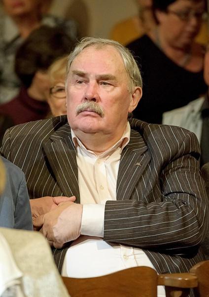 Валерий Хлевинский умер в Рождество