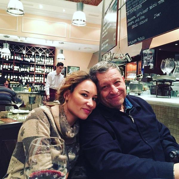 Екатерина Белоцерковская и Борис Грачевский