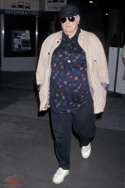 В последние годы актер страдал от ожирения, болезней сердца и легких