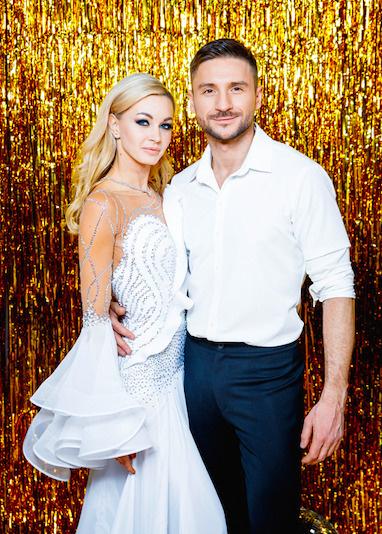 Сергей Лазарев танцевал в дуэте с Екатериной Осиповой