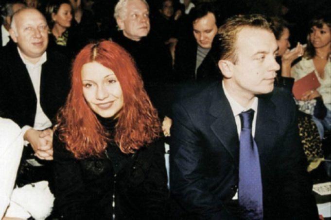 Александр Карманов женился на Ольге Орловой