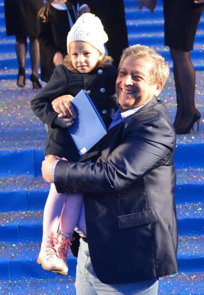 Грачевский обожал проводить время с дочкой от Анны