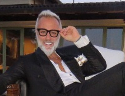 «Танцующий миллионер» из Италии приехал в гости к Андрею Малахову