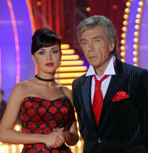 Анастасия Заворотнюк и Юрий Николаев