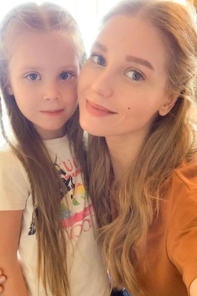 Кристина с дочерью провели на Мальдивах две недели