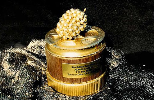 Премию «Золотая малина»  вручат уже в 35-ый раз