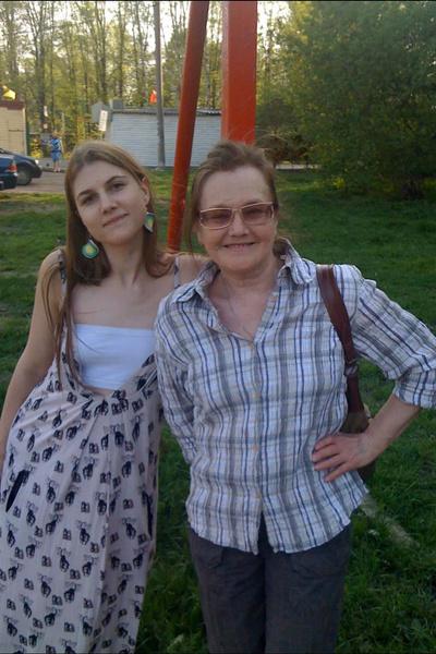 Марьяна Спивак гордится талантливой и яркой родственницей