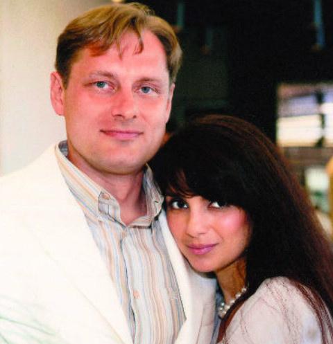 Владимир и Татьяна разводились со скандалом